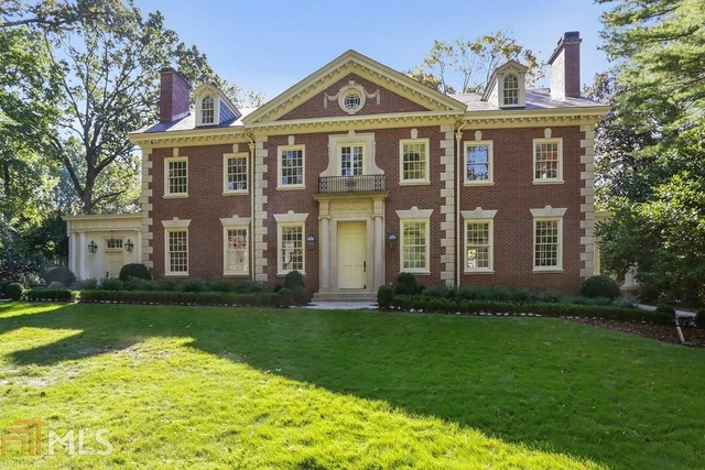 5 Bedrooms, Druid Hills Rental in Atlanta, GA for $7,950 - Photo 1