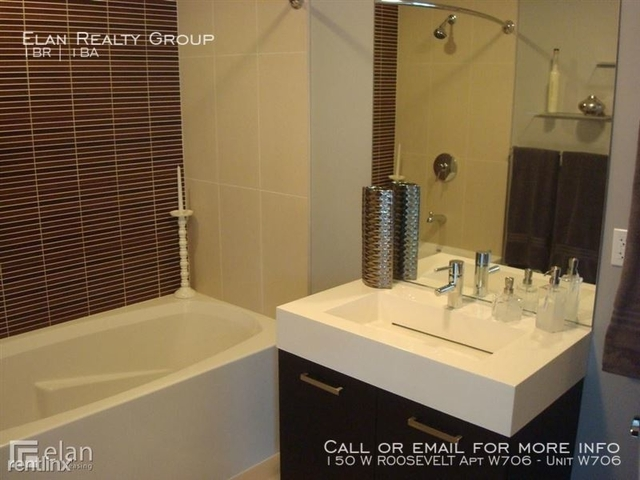 1 Bedroom, Grant Park Rental in Chicago, IL for $2,031 - Photo 2