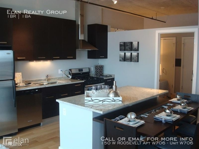 1 Bedroom, Grant Park Rental in Chicago, IL for $2,031 - Photo 1