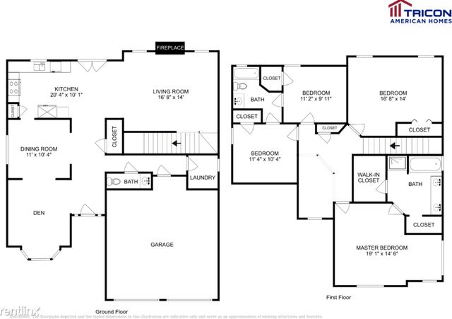 4 Bedrooms, Grove Park Rental in Atlanta, GA for $1,549 - Photo 2