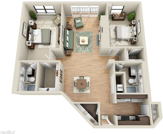 2 Bedrooms, Prudential - St. Botolph Rental in Boston, MA for $5,355 - Photo 1
