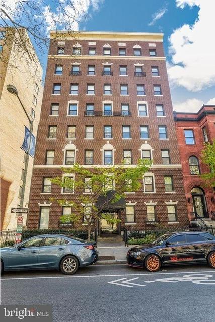 1 Bedroom, Mount Vernon Square Rental in Washington, DC for $2,000 - Photo 1
