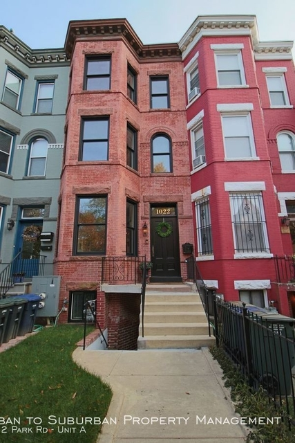 5 Bedrooms, Pleasant Plains Rental in Washington, DC for $5,500 - Photo 1