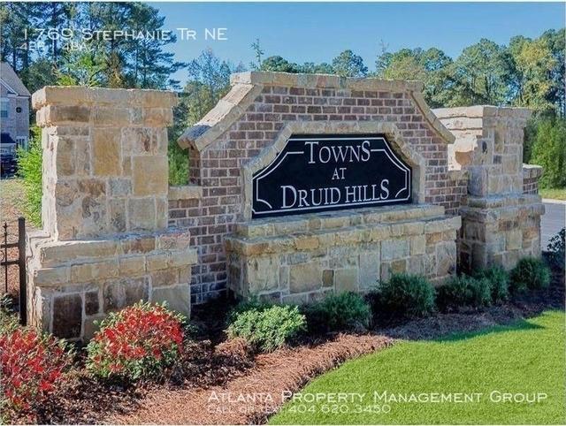 4 Bedrooms, North Druid Hills Rental in Atlanta, GA for $3,500 - Photo 1