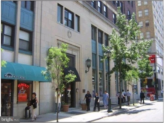 1 Bedroom, Center City West Rental in Philadelphia, PA for $1,600 - Photo 1