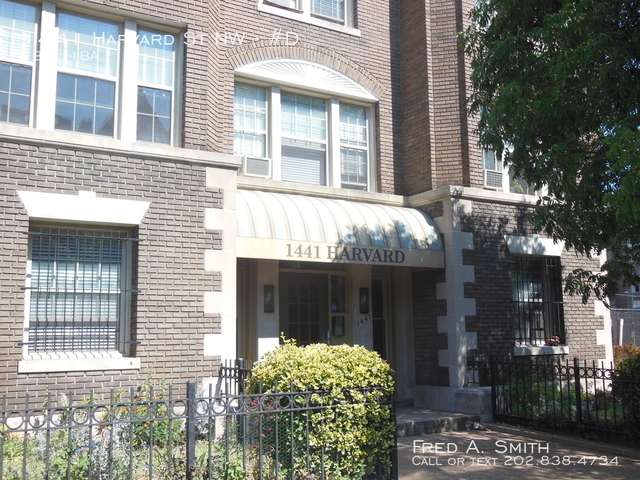 1 Bedroom, Columbia Heights Rental in Washington, DC for $1,595 - Photo 1