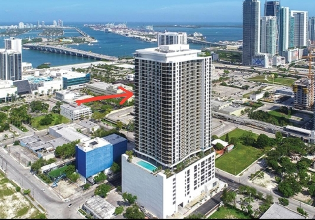 2 Bedrooms, Media and Entertainment District Rental in Miami, FL for $2,875 - Photo 1