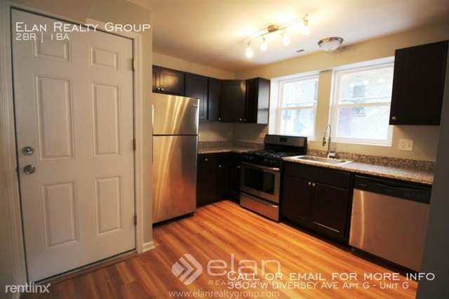 2 Bedrooms, Logan Square Rental in Chicago, IL for $1,395 - Photo 1