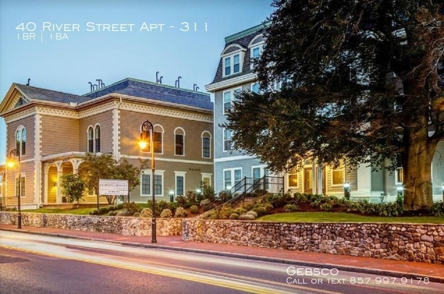 1 Bedroom, West Codman Hill - West Lower Mills Rental in Boston, MA for $2,150 - Photo 1