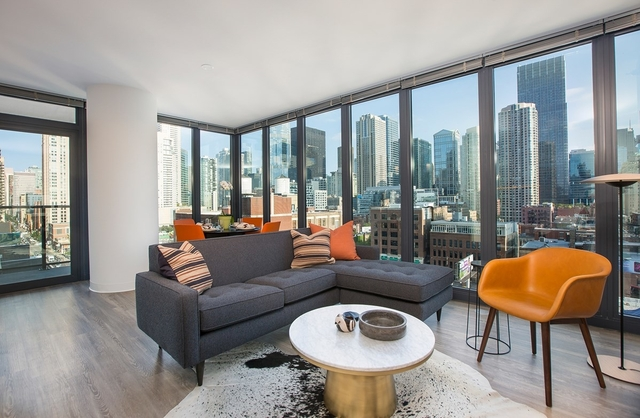 1 Bedroom, River North Rental in Chicago, IL for $2,916 - Photo 1