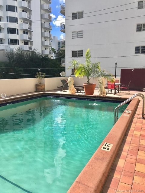 1 Bedroom, West Avenue Rental in Miami, FL for $1,575 - Photo 2