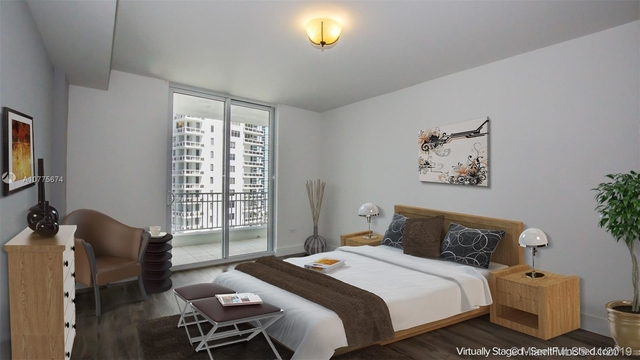 2 Bedrooms, Brickell Key Rental in Miami, FL for $3,200 - Photo 2