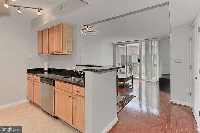 1 Bedroom, Ballston - Virginia Square Rental in Washington, DC for $2,000 - Photo 2