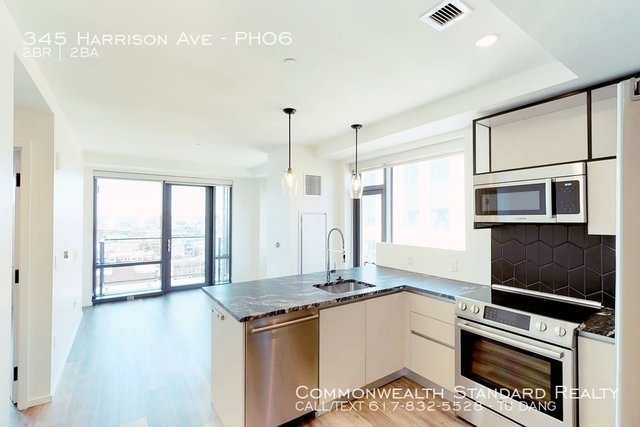 2 Bedrooms, Shawmut Rental in Boston, MA for $5,754 - Photo 2