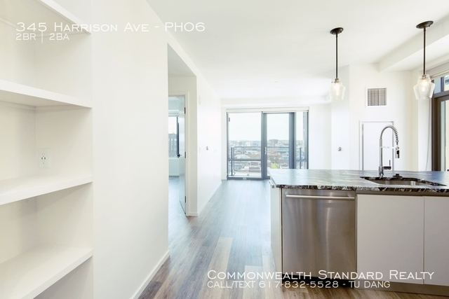 2 Bedrooms, Shawmut Rental in Boston, MA for $5,754 - Photo 1