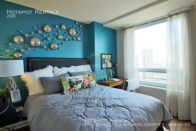 2 Bedrooms, West Loop Rental in Chicago, IL for $2,862 - Photo 2