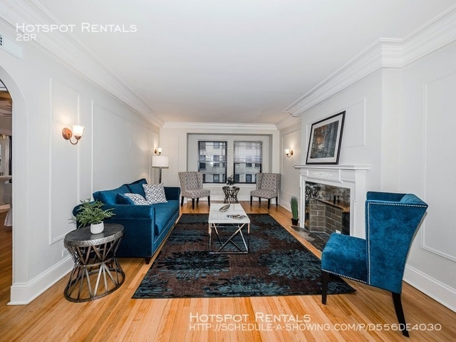 2 Bedrooms, Gold Coast Rental in Chicago, IL for $2,338 - Photo 2