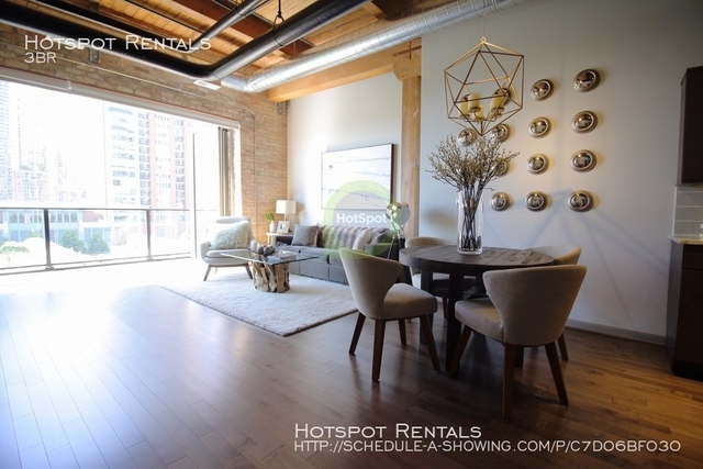 3 Bedrooms, Streeterville Rental in Chicago, IL for $5,035 - Photo 2