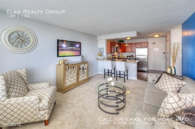 1 Bedroom, Prairie Shores Rental in Chicago, IL for $1,484 - Photo 1