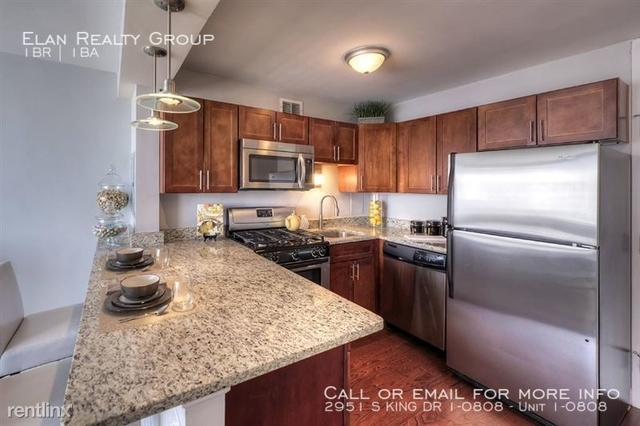 1 Bedroom, Prairie Shores Rental in Chicago, IL for $1,484 - Photo 2