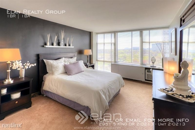 1 Bedroom, Prairie Shores Rental in Chicago, IL for $1,088 - Photo 2