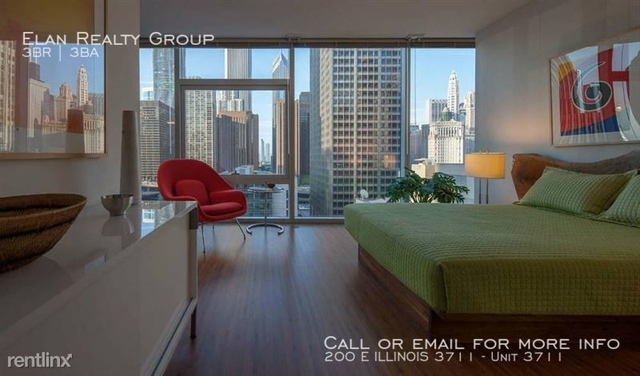 3 Bedrooms, Streeterville Rental in Chicago, IL for $4,785 - Photo 1