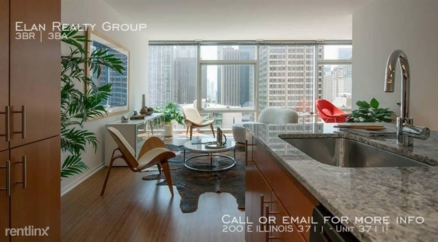 3 Bedrooms, Streeterville Rental in Chicago, IL for $4,785 - Photo 2