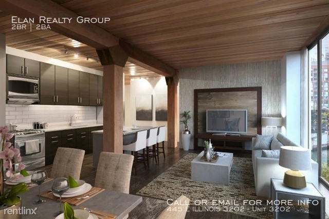 2 Bedrooms, Streeterville Rental in Chicago, IL for $4,655 - Photo 2