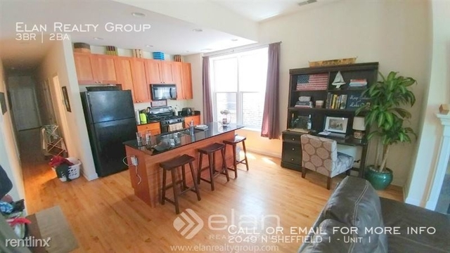3 Bedrooms, Sheffield Rental in Chicago, IL for $3,550 - Photo 1