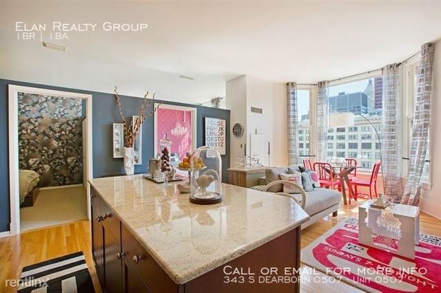 1 Bedroom, Printer's Row Rental in Chicago, IL for $1,705 - Photo 1