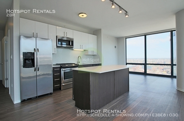 2 Bedrooms, West Loop Rental in Chicago, IL for $3,571 - Photo 2