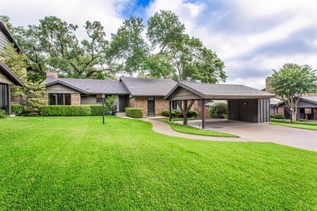 2 Bedrooms, Hillcrest Villa Rental in Dallas for $4,000 - Photo 1