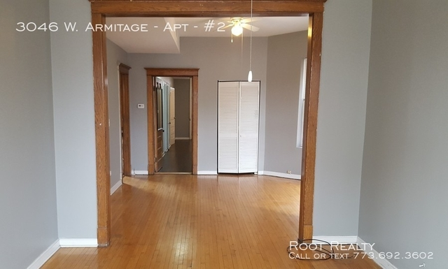 3 Bedrooms, Palmer Square Rental in Chicago, IL for $1,548 - Photo 2