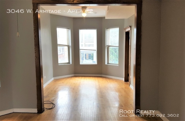 3 Bedrooms, Palmer Square Rental in Chicago, IL for $1,548 - Photo 1