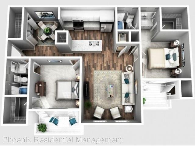 2 Bedrooms, Underwood Hills Rental in Atlanta, GA for $1,525 - Photo 1