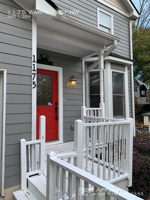 3 Bedrooms, Knight Park - Howell Station Rental in Atlanta, GA for $2,500 - Photo 2