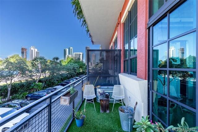 1 Bedroom, Parc Lofts Rental in Miami, FL for $2,375 - Photo 1