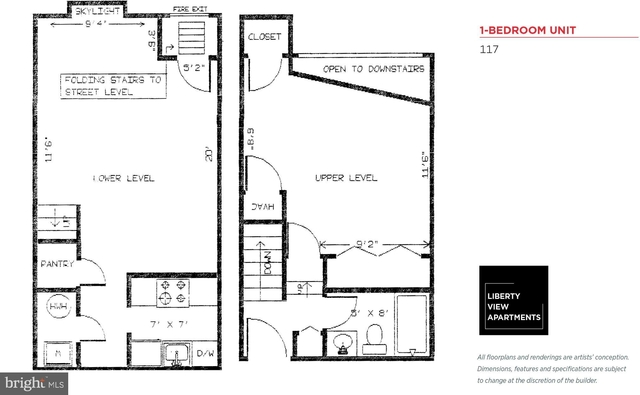 1 Bedroom, Fitler Square Rental in Philadelphia, PA for $1,465 - Photo 2