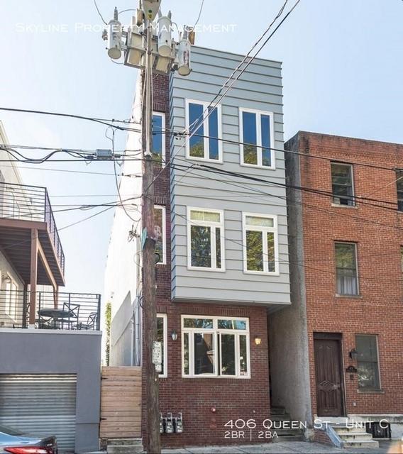 2 Bedrooms, Queen Village - Pennsport Rental in Philadelphia, PA for $2,095 - Photo 2