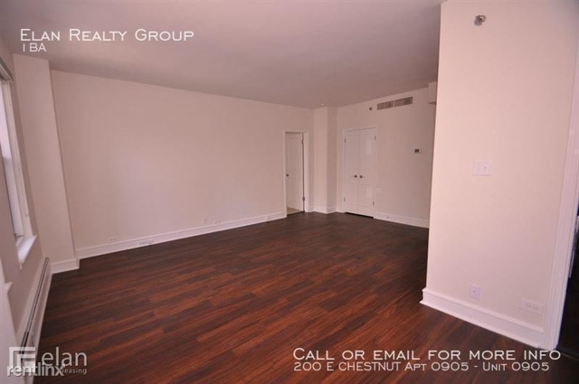 Studio, Gold Coast Rental in Chicago, IL for $2,106 - Photo 2