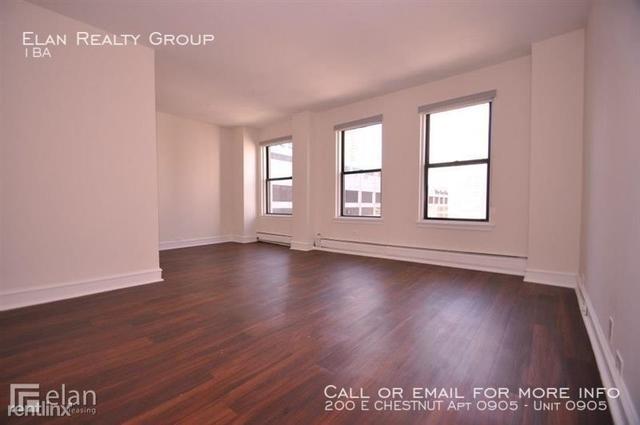 Studio, Gold Coast Rental in Chicago, IL for $2,106 - Photo 1