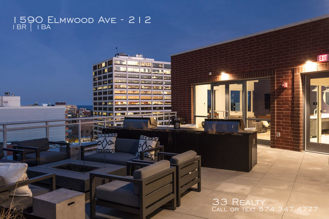 1 Bedroom, Evanston Rental in Chicago, IL for $2,670 - Photo 2