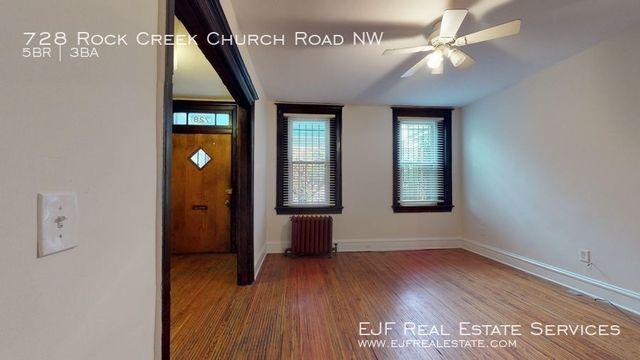4 Bedrooms, Park View Rental in Washington, DC for $3,800 - Photo 2
