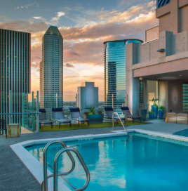 2 Bedrooms, Downtown Houston Rental in Houston for $2,293 - Photo 1