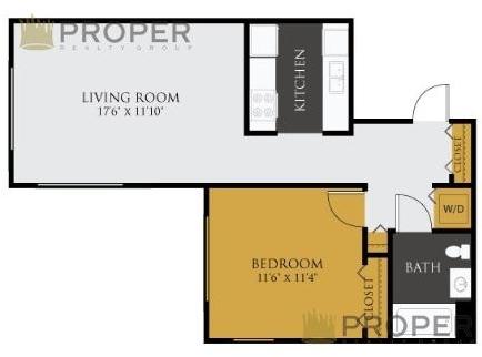 1 Bedroom, Cambridgeport Rental in Boston, MA for $3,256 - Photo 1