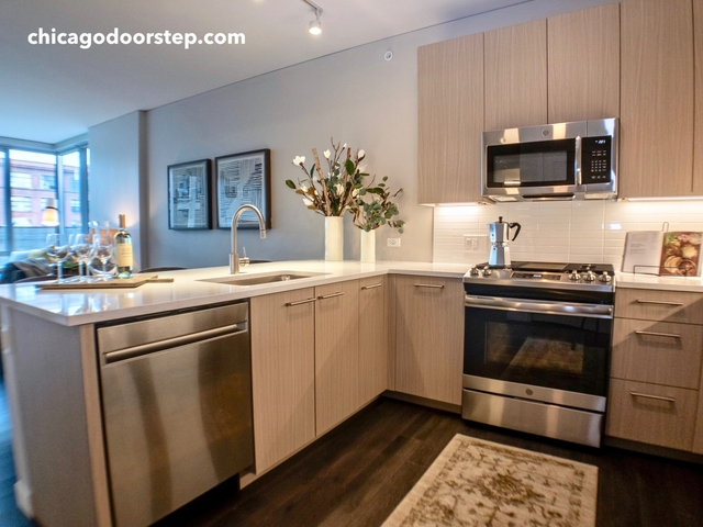1 Bedroom, Near West Side Rental in Chicago, IL for $2,605 - Photo 1