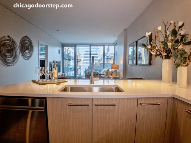 1 Bedroom, Near West Side Rental in Chicago, IL for $2,605 - Photo 2