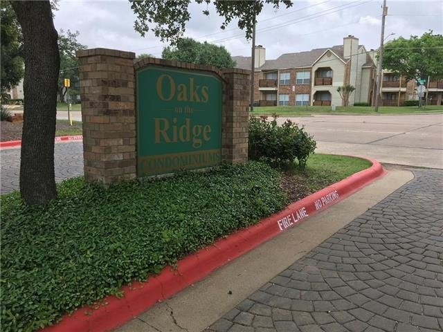 1 Bedroom, Oaks on The Ridge Condominiums Rental in Dallas for $950 - Photo 2