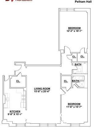 2 Bedrooms, Coolidge Corner Rental in Boston, MA for $3,436 - Photo 2