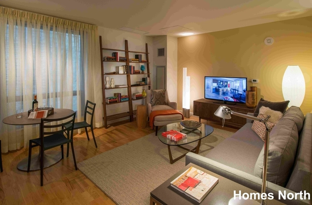 Studio, Chinatown - Leather District Rental in Boston, MA for $3,221 - Photo 1